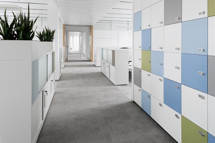 Personal Schließfachschränke Stuttgart
