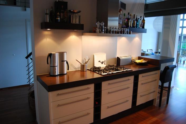 Küche in Sondermaßen