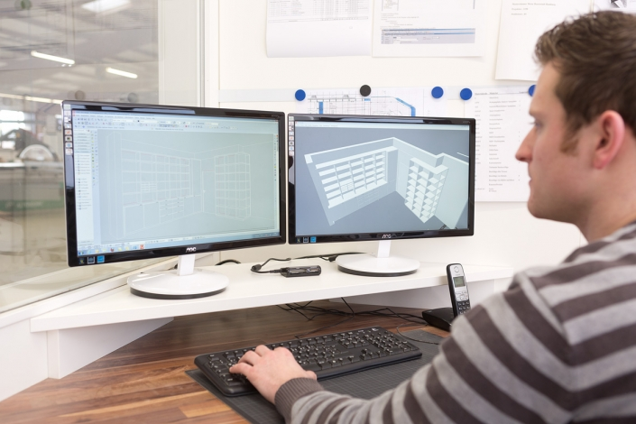CAD CAM 3D Arbeitsvorbereitung